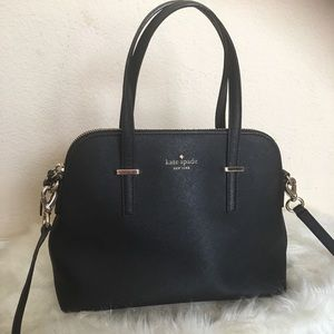 Authentic Kate Spade Black crossbody.